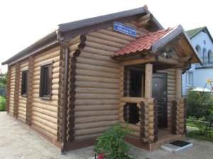 здание ветклиники в Светлогорске
